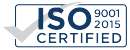 North East Precision CNC is ISO 9001:2015 Certified