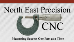 logo for North East Precision CNC
